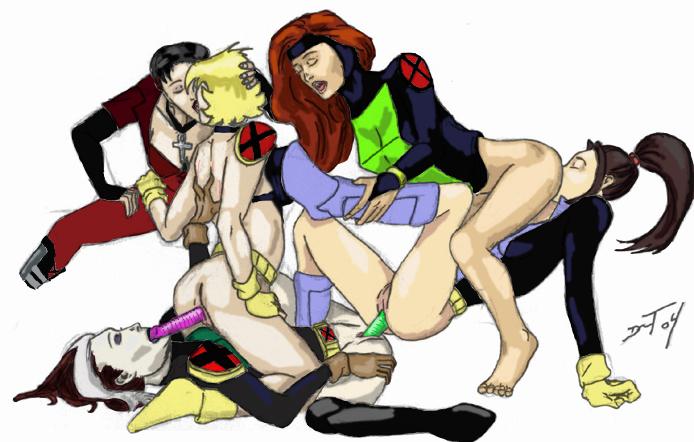 comics x porn men evolution Anime five nights at freddy's game
