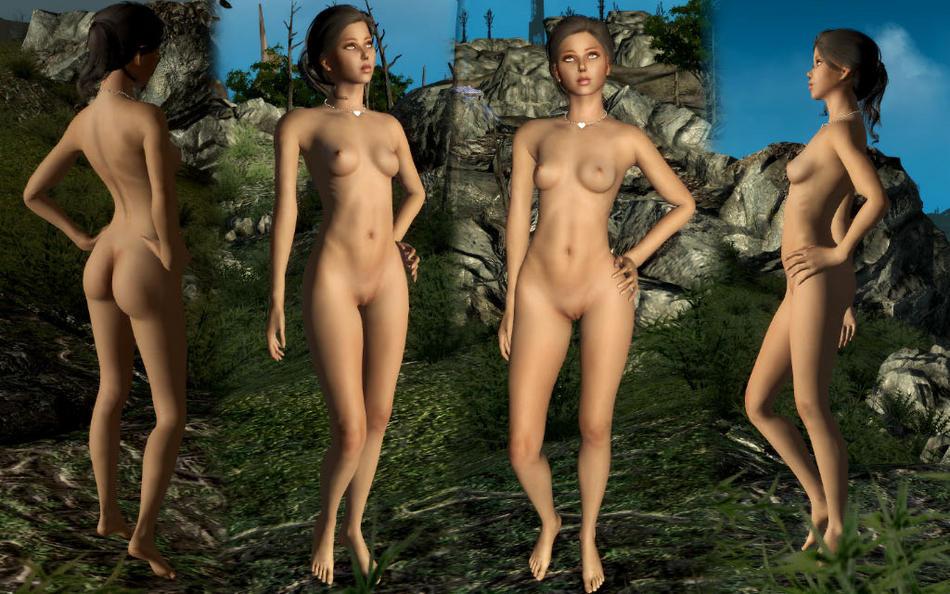 glorious mod nude 4 female fallout Final fantasy xv nude models