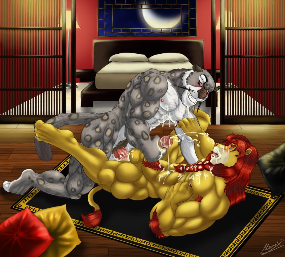 panda kung fu master viper Demon king daimao