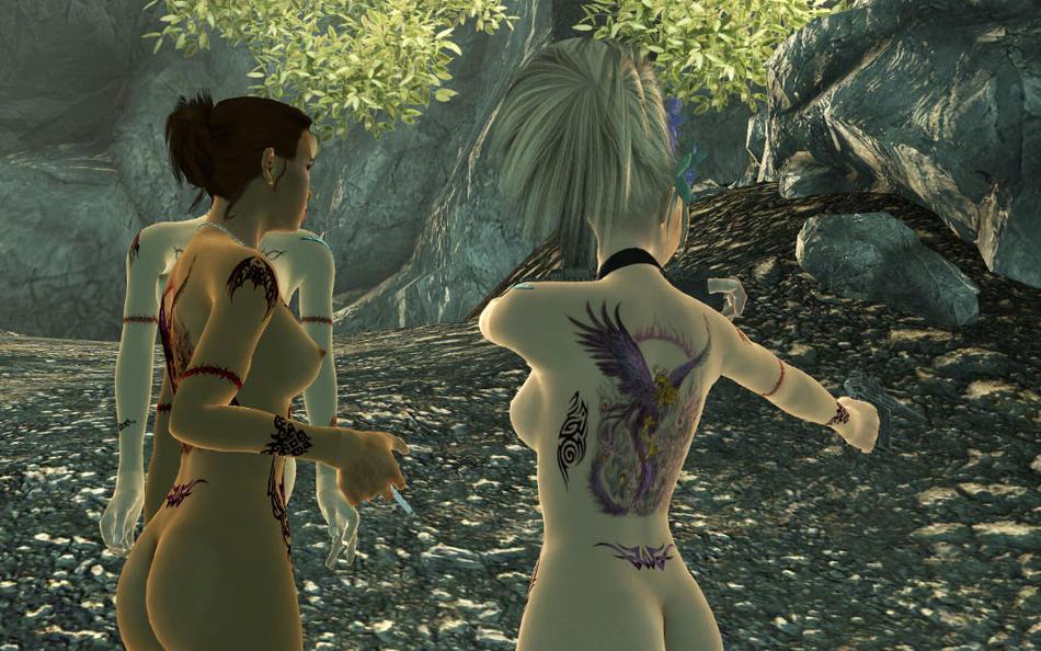 female nude fallout glorious mod 4 Fairy breath of the wild