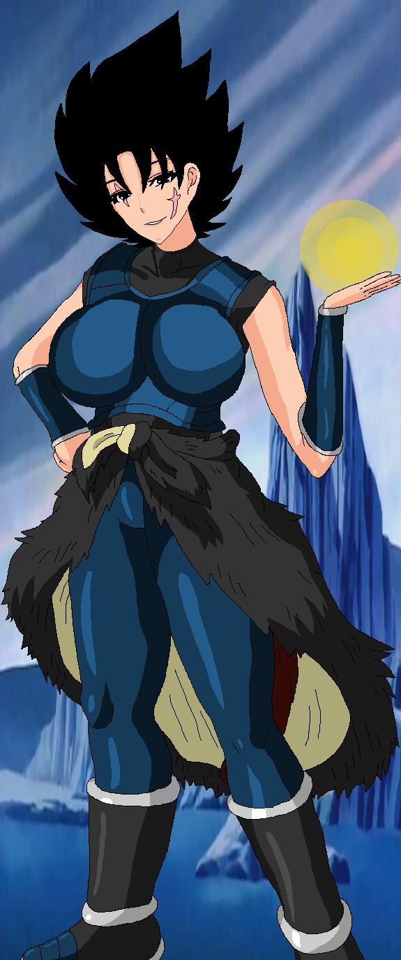 female dragon ball xenoverse majin Lrrr of omicron persei 8