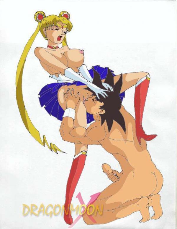 z hentai dragon sailor ball moon Monster musume no iru nichijou zombina