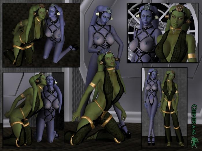 of return the malfunction jedi twi'lek wardrobe Sapphire x ruby steven universe