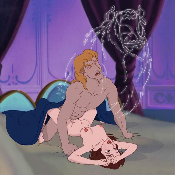 and beauty yaoi the beast Fallout 4 sex with cait