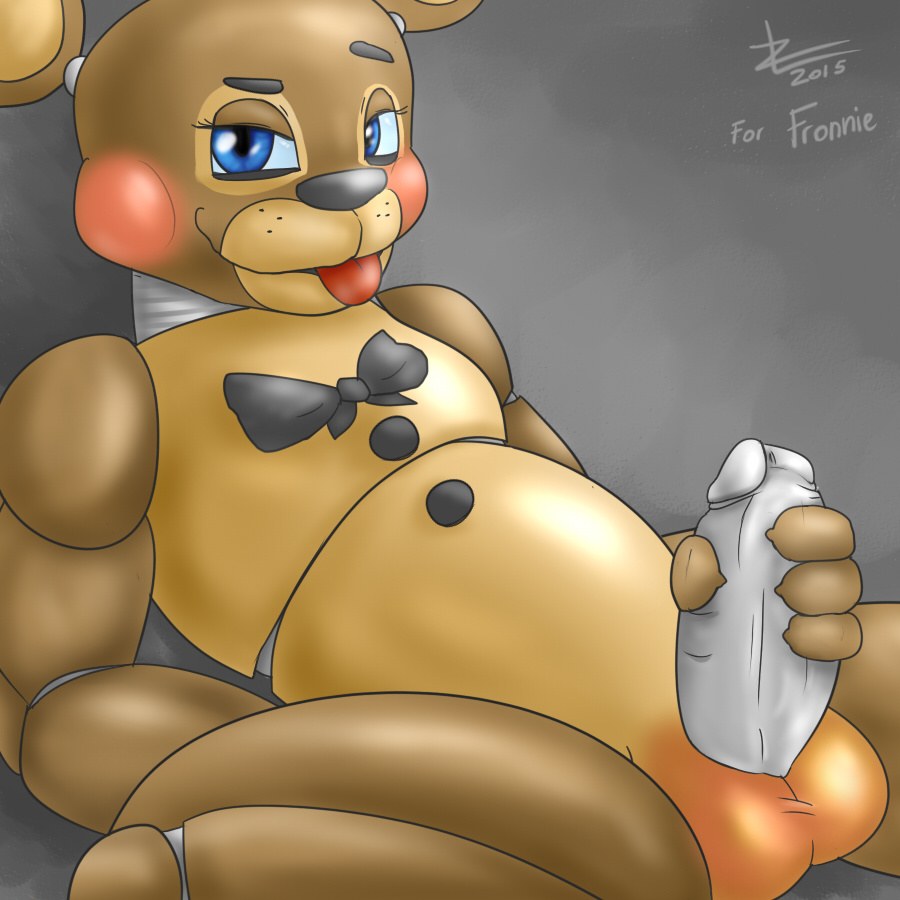 five nights my pony at freddy's little Hentai cum in pussy gif