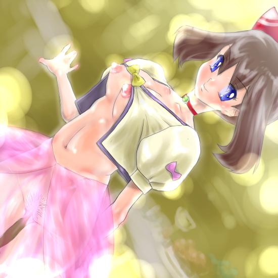 pokemon mallow naked moon sun and Yusha ni narenakatta ore wa shibushibu shushoku wo ketsui shimashita