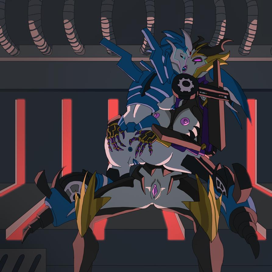 x transformers prime arcee jack Noko yo-kai watch