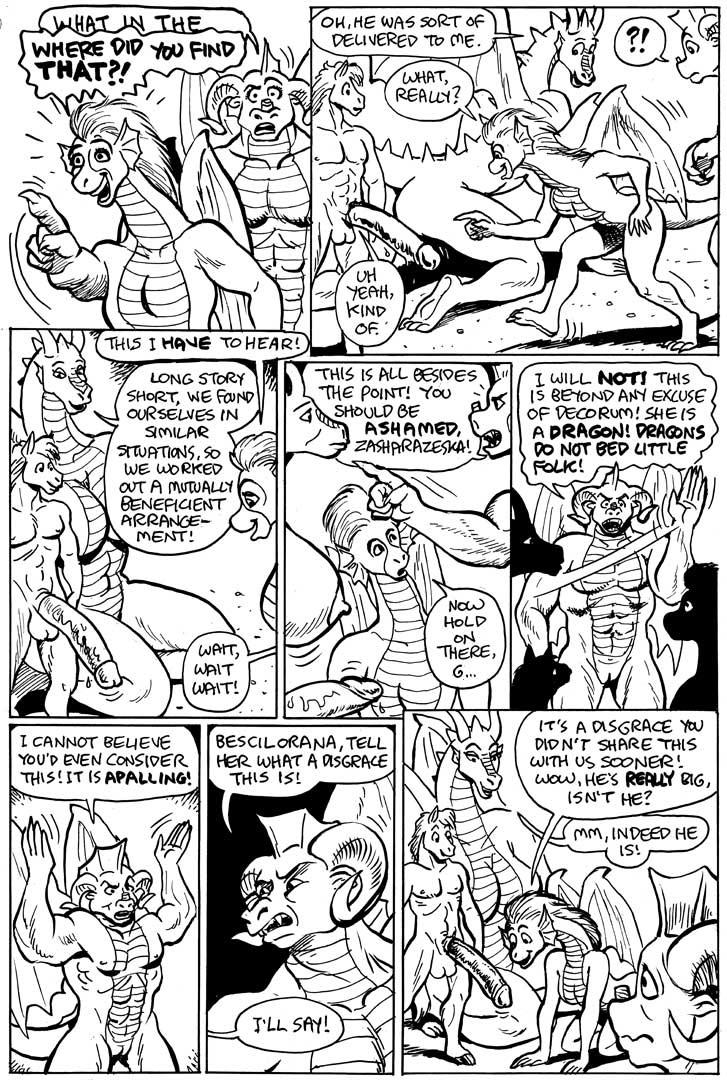dinophobe don't a luigi be Centaur no nayami