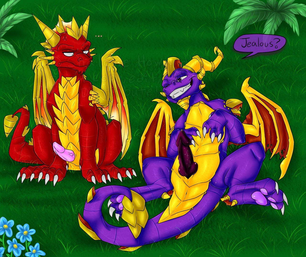 in dragon fanfiction the spyro human Teri the amazing world of gumball