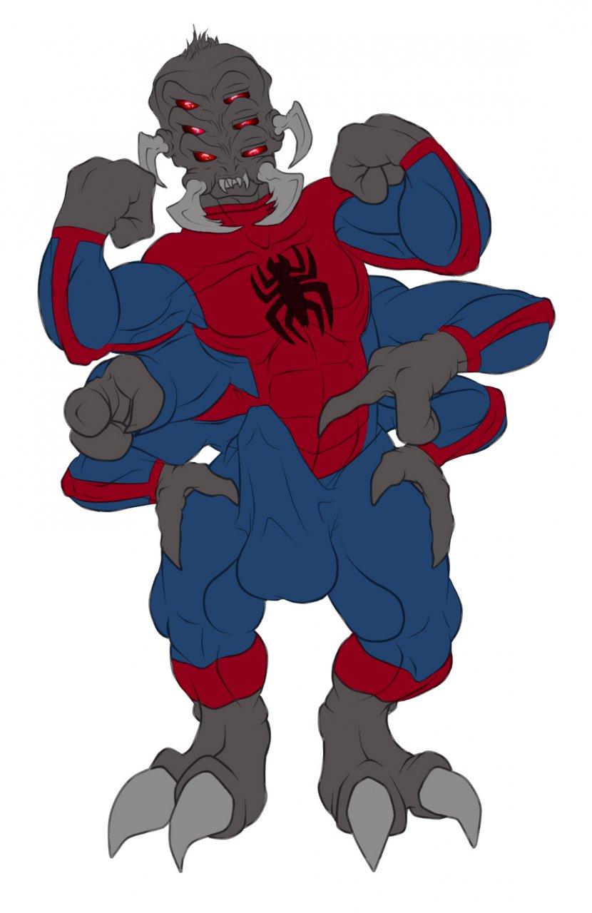 spider carnage shadows web of man Machi gurumi no wana hentai