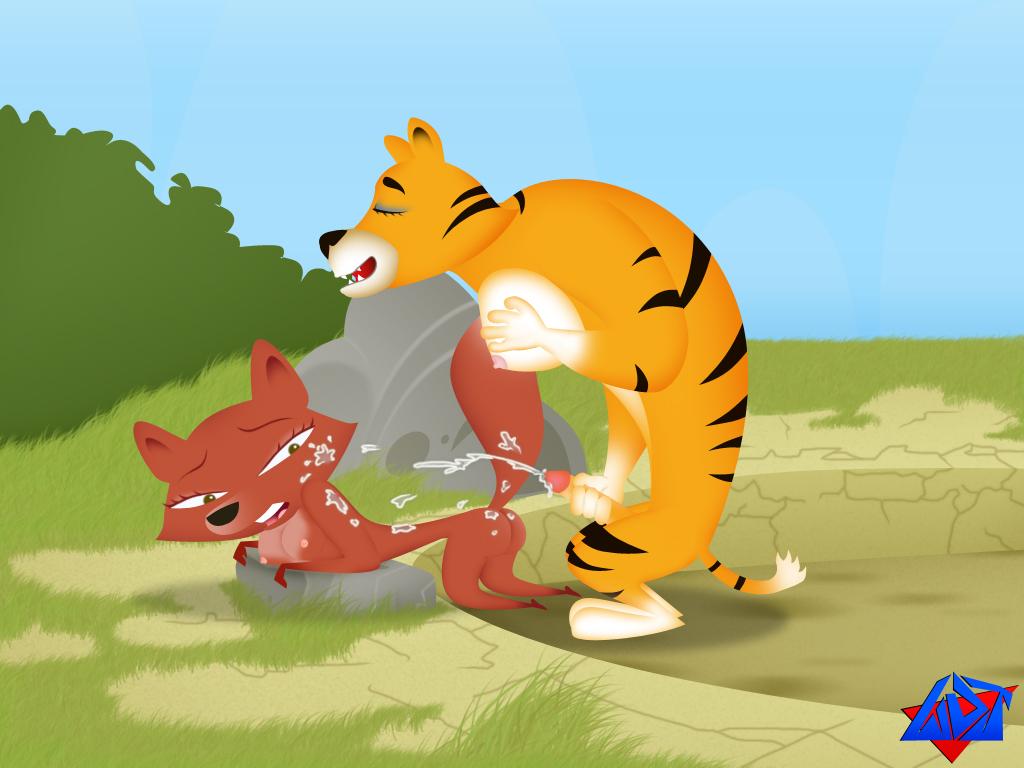 rabbit fu skunk and fox His coconut gun fires in spurts