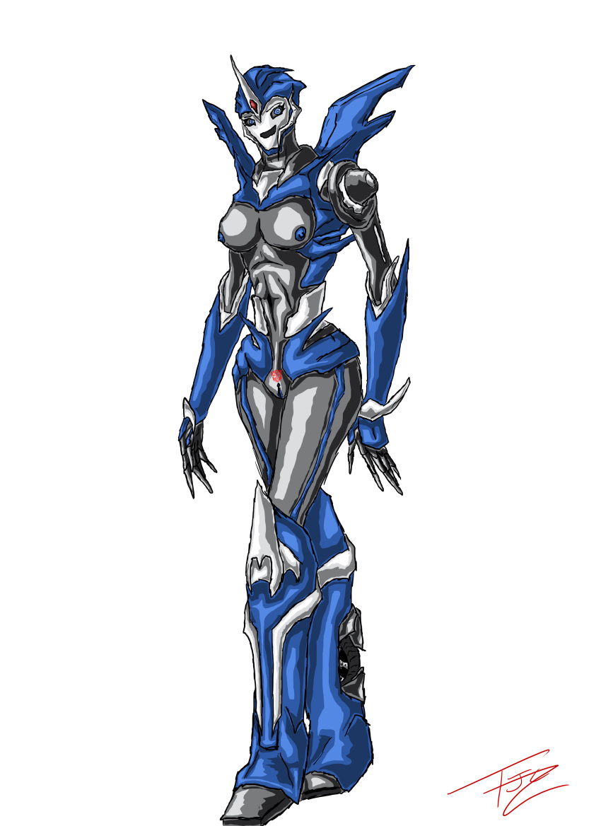 x jack arcee transformers prime Tales of demons and gods