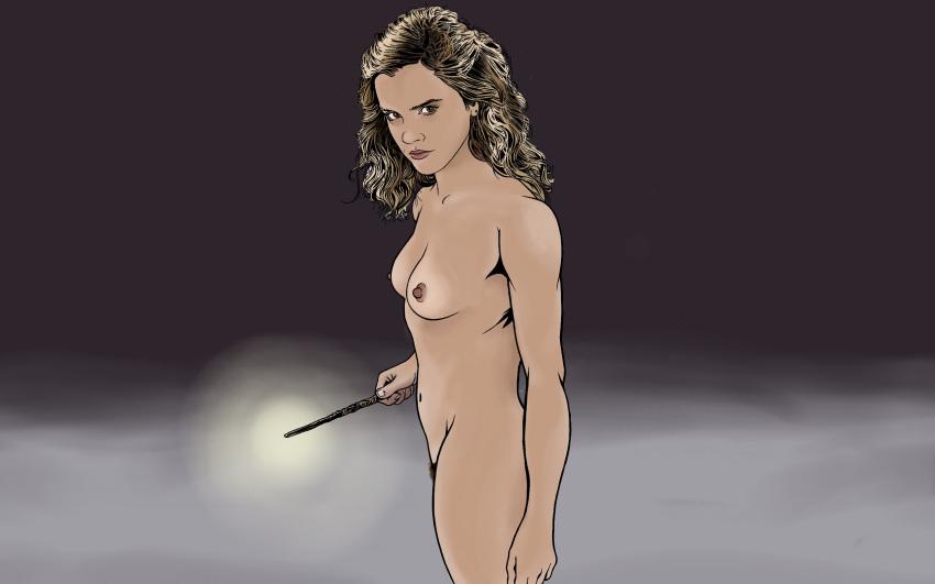 potter emma harry nude watson La muerte book of life gif