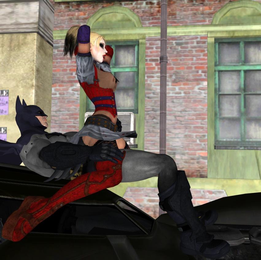 city catwoman porn arkham batman Golden locks fairly odd parents