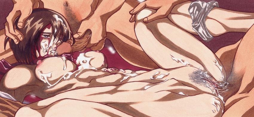 attack on titan sex naked Saenai heroine no sodatekata.