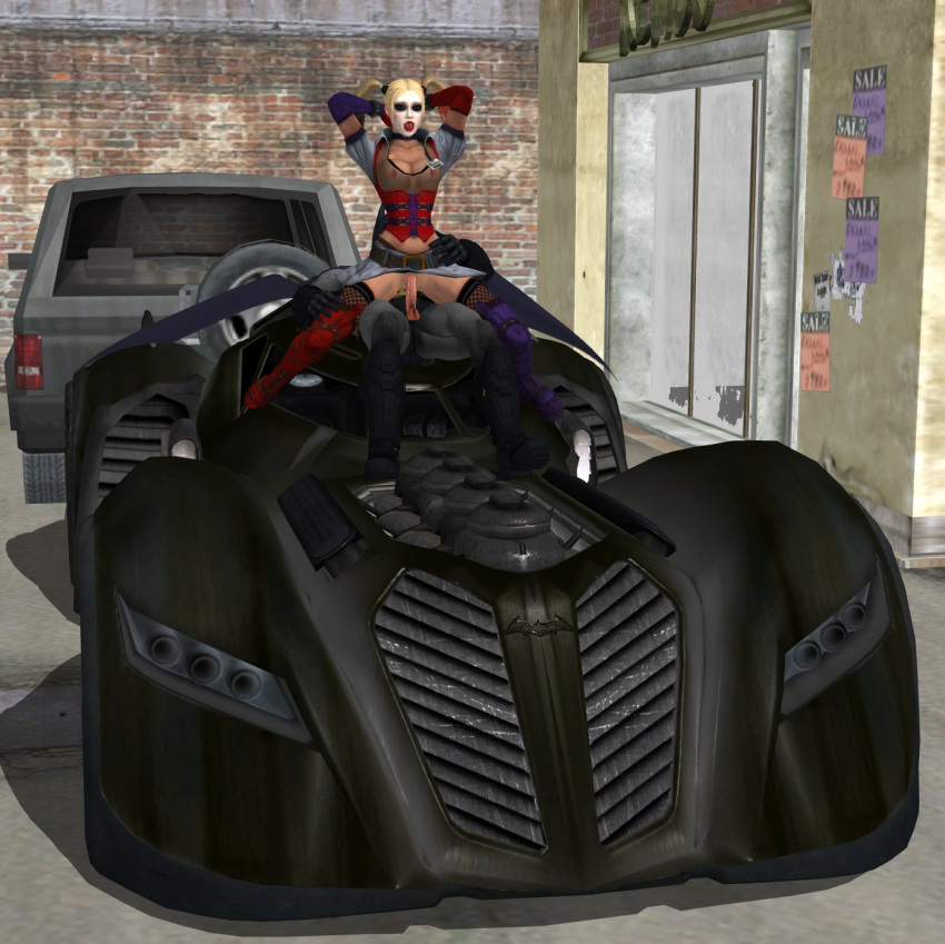 arkham batman porn catwoman city Breath of the wild rubber helmet