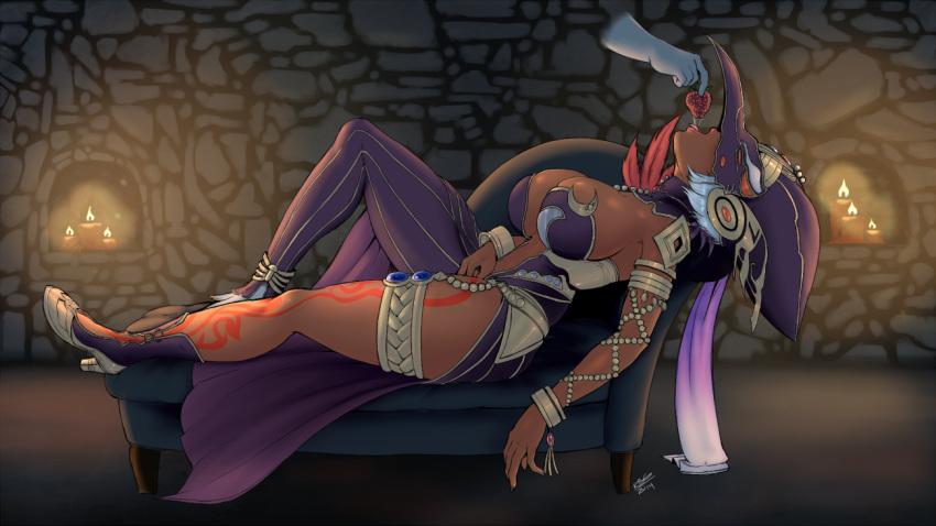 zelda of xxx the legend Breath of the wild hudson