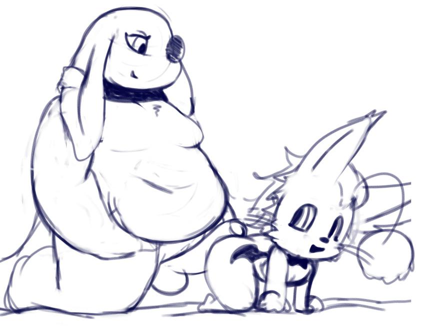 guy and dog tent gumball hot Nyarko-san: another crawling chaos f