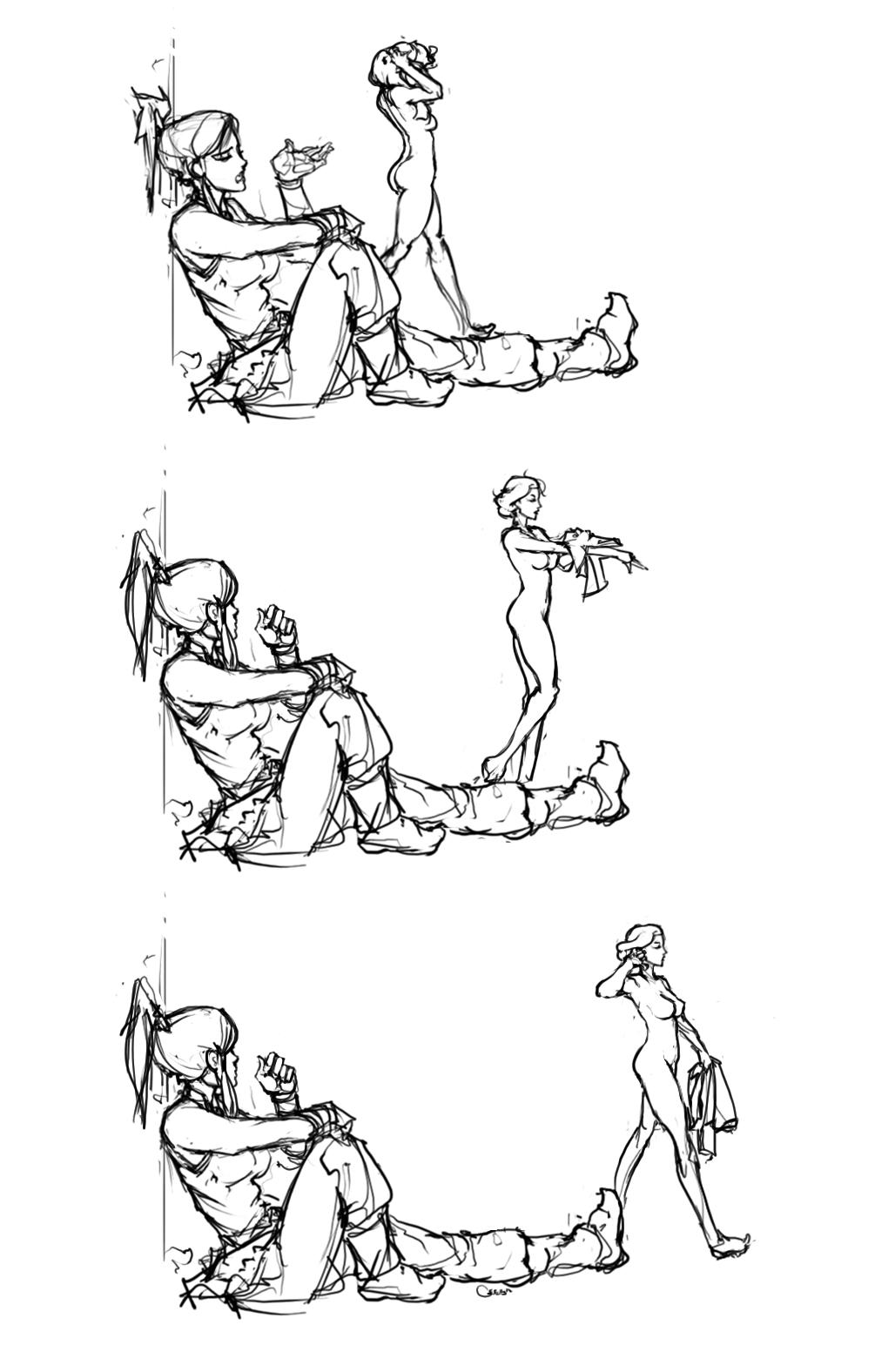 legend and korra jinora of kai How to craft the awper hand