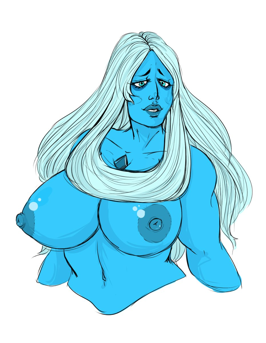 vs gems crystal blue diamond Bloody bunny the first blood