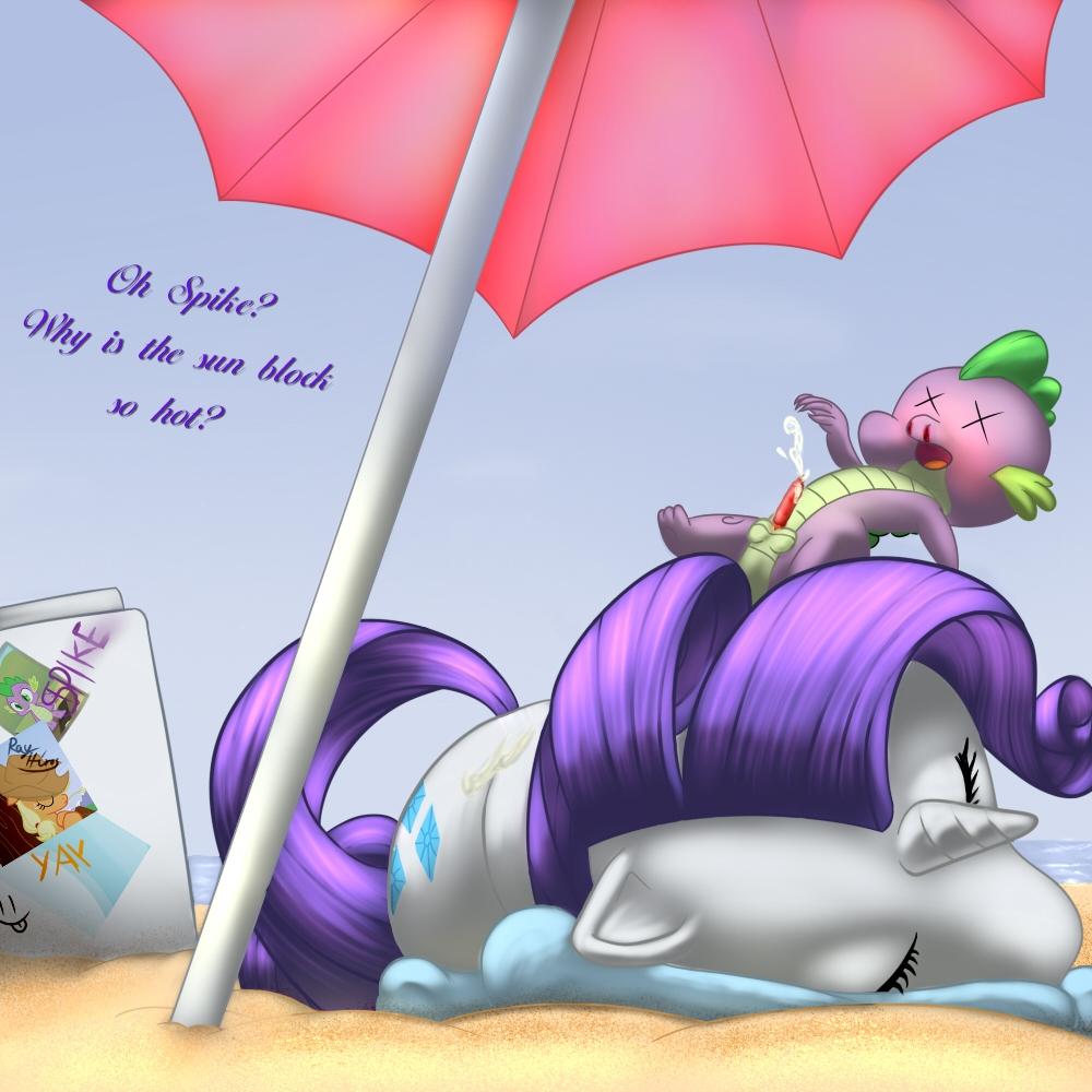 little pony my spike magic and is friendship rarity Shoujo x shoujo x shoujo