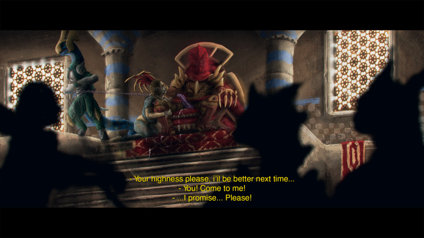 original forked sin 2 divinity tongue Jontron i don't like goblins
