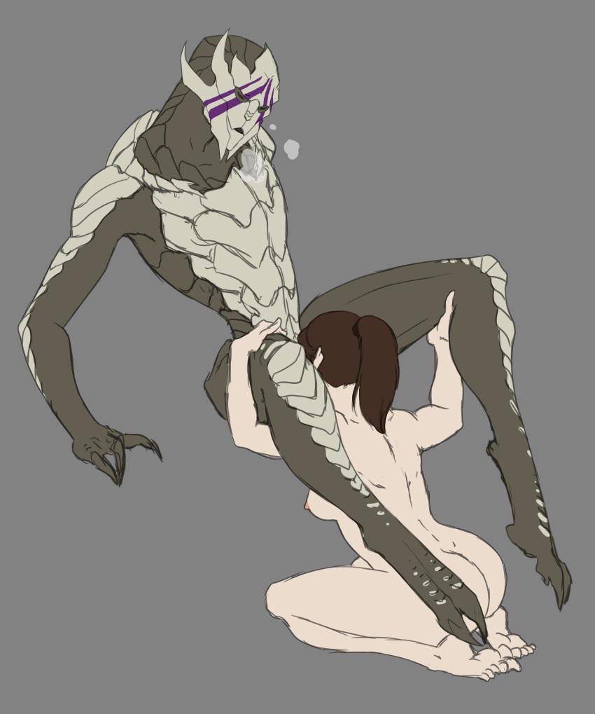 effect naked andromeda mass vetra One punch man fubuki art